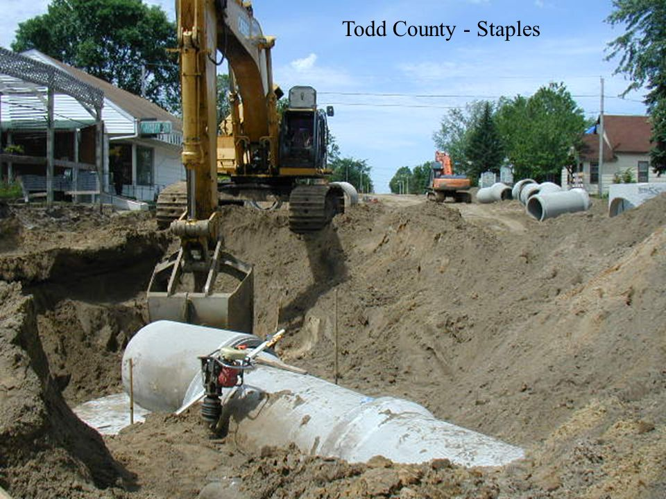 Todd County - Staples