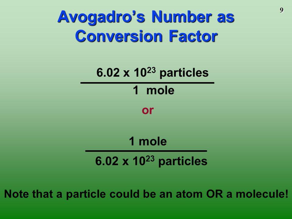 19 1.Molar mass of Al1 mole Al = 27.0 g Al 2.