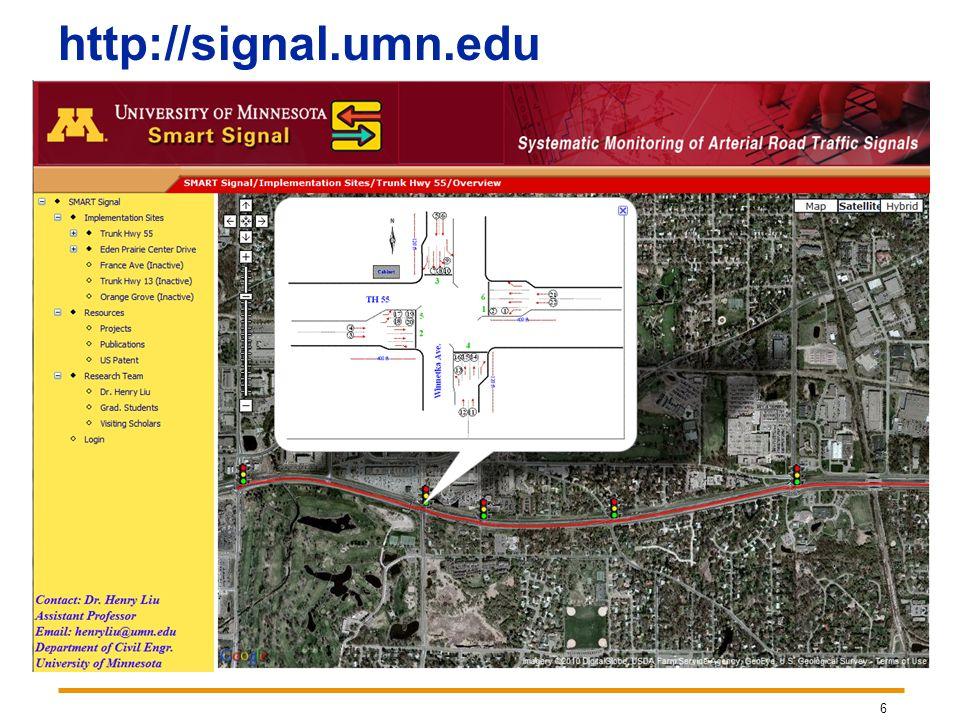 6 http://signal.umn.edu