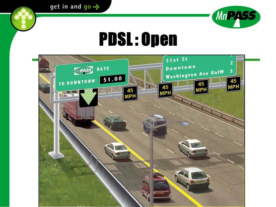 PDSL : Open