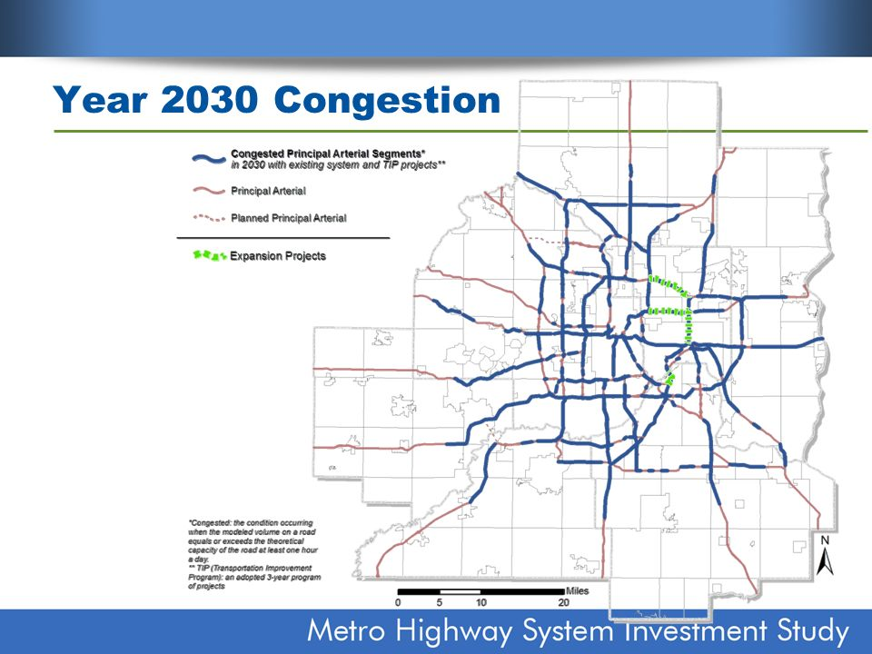 January 28 th Policymaker Workshop attendee survey Most respondents agreed that a new investment approach is needed Respondents are supportive of a managed lane system in the metro region Support shown for lower cost high benefit type projects