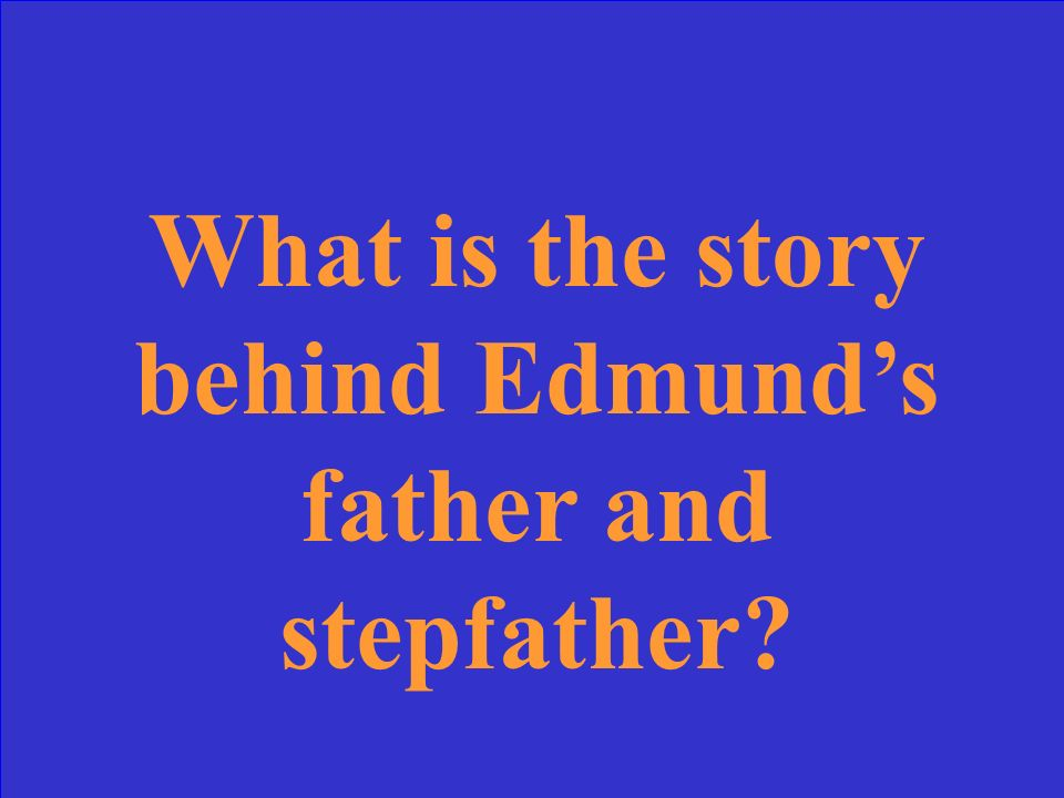Edmund plans to follow Mr. Dupin to be sure that he goes to Ms. Whitmans house.