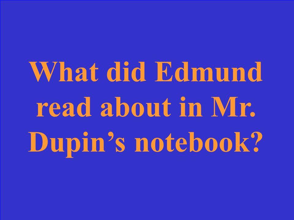Edmunds mum.