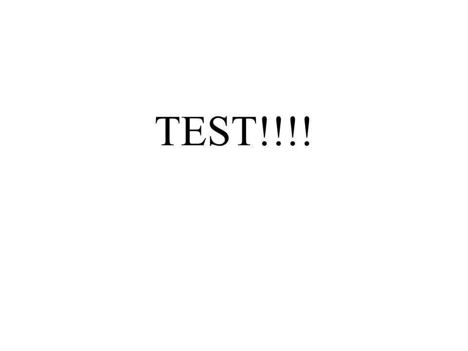 TEST!!!!