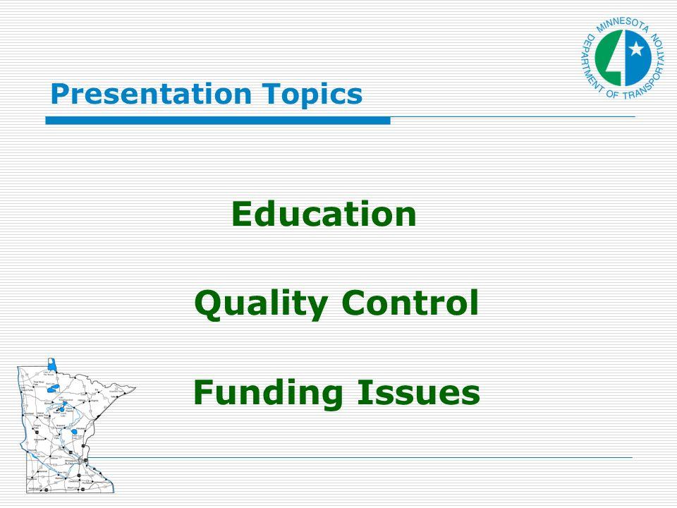 IWZ Funding Issues