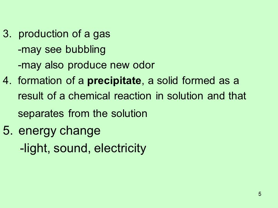 Chemical Equations Practice 1 Write chemical equations and balance each: 3.