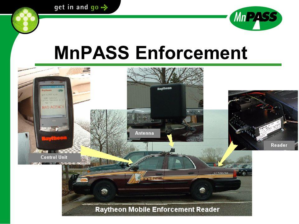 MnPASS Enforcement