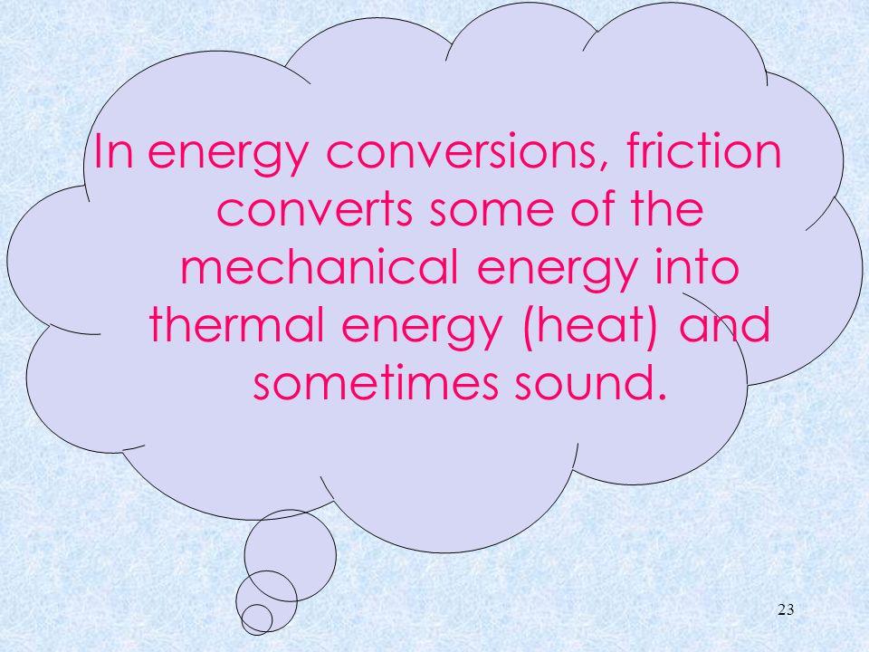 Energy Homework 3 Match the following: Energy increase or decrease.