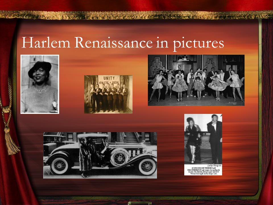 Harlem Renaissance in pictures