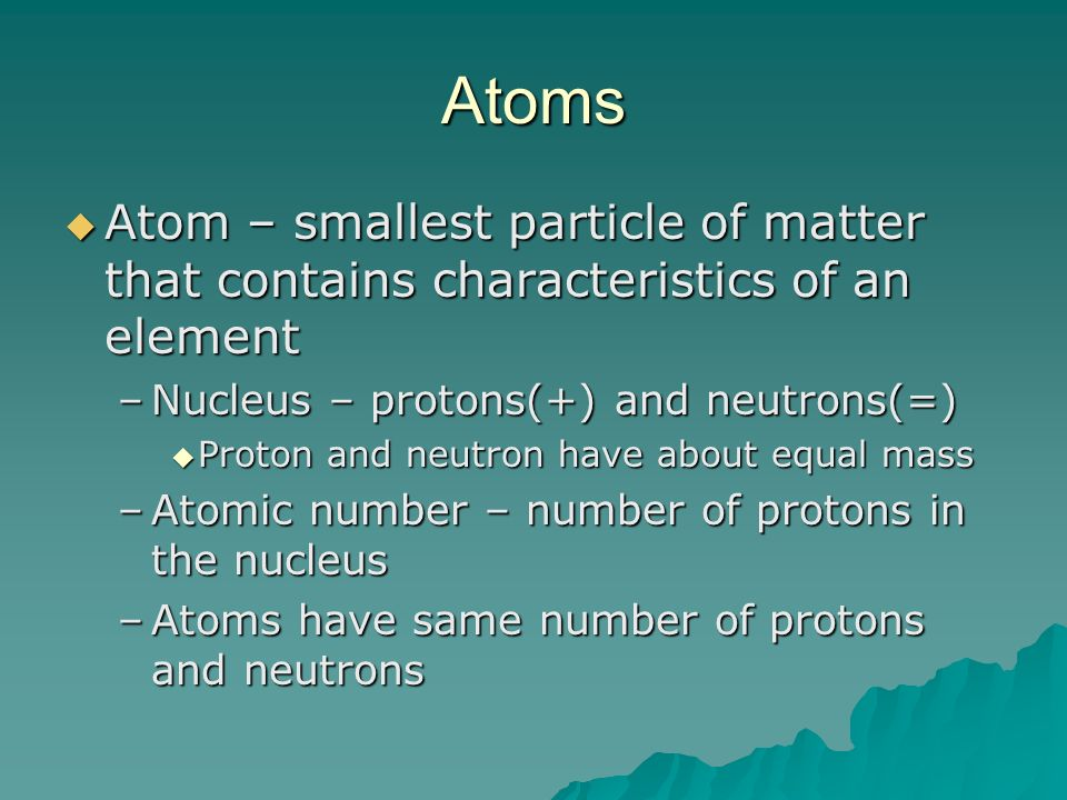 Atoms How do we figure out number of neutrons.How do we figure out number of neutrons.