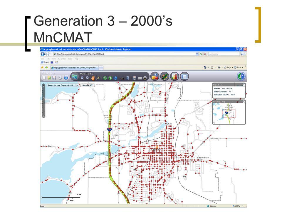 Generation 3 – 2000s MnCMAT