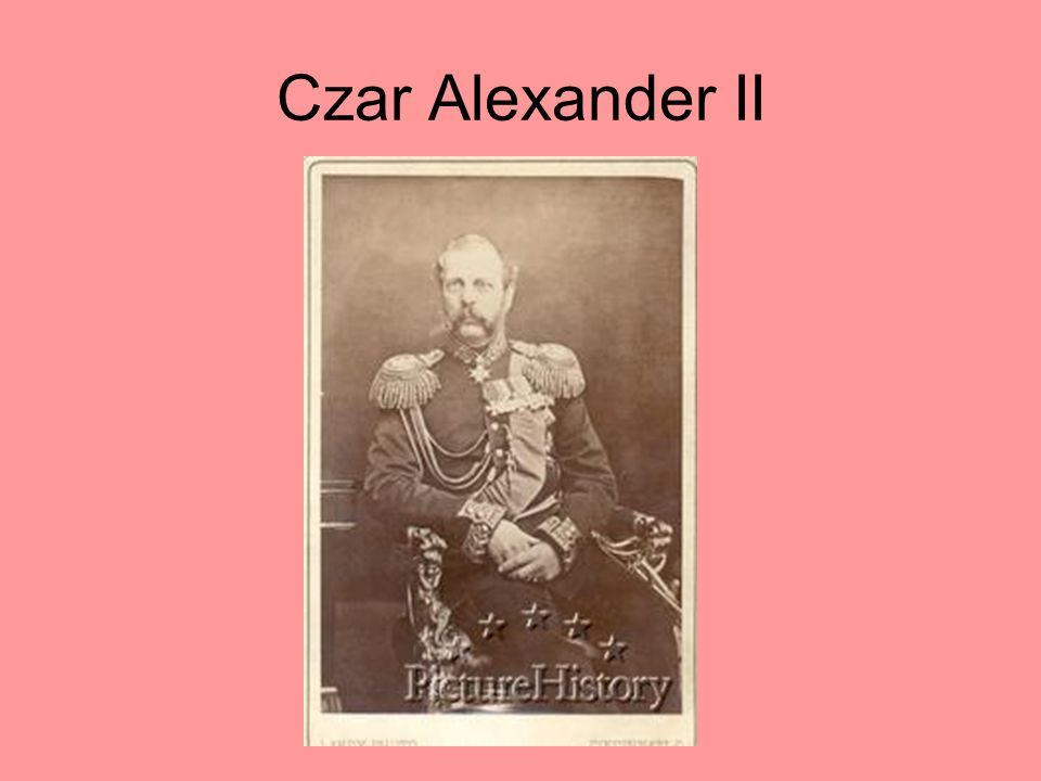 Nationalism and Reform in Europe: Czar Alexander II made reforms. On March 3, 1861, he freed the serfs with an emancipation edict. Peasants could now