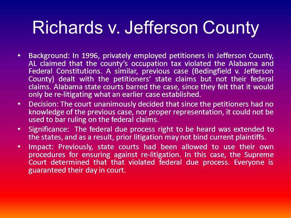 Richards v.