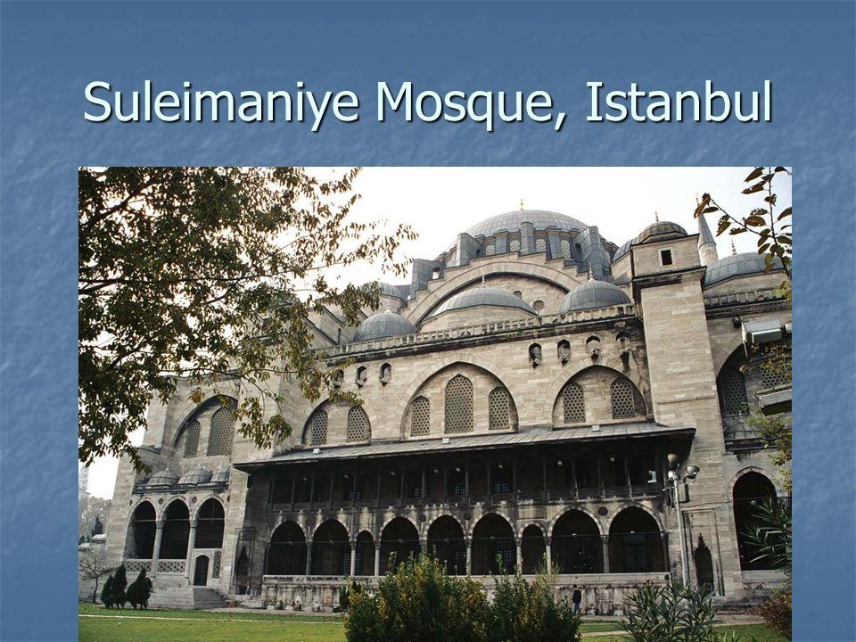 Suleimaniye Mosque, Istanbul
