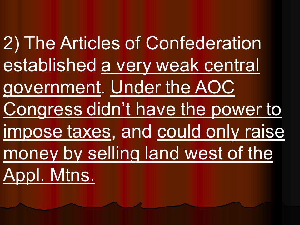 22) The legislative (Congress) makes the laws.