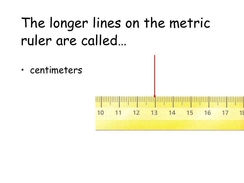 Length Measuring Length