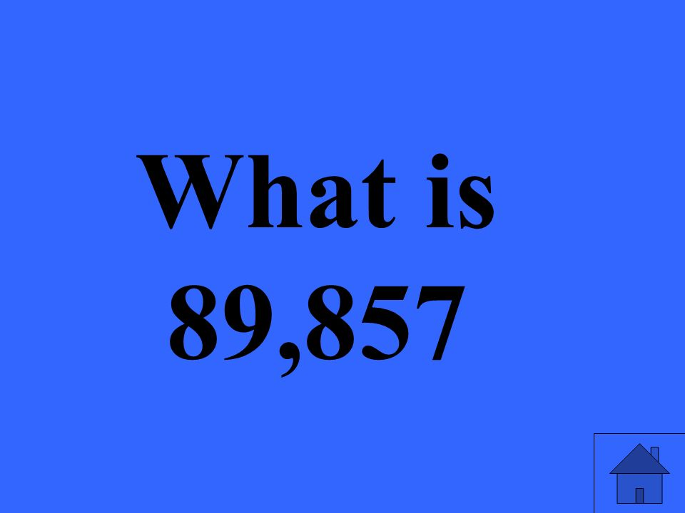 What is 89,857