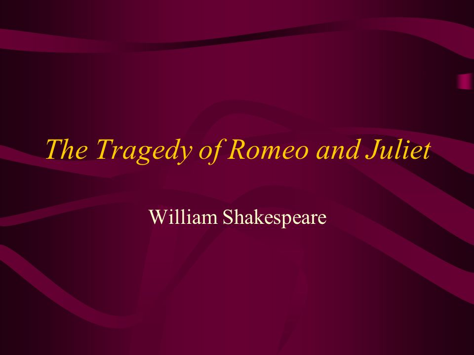 Star-crossed lovers Shakespeare presents Romeo and Juliet as star-crossed lovers Doomed to disaster by fate In Shakespeares time, they believed in astrology (Zodiac signs)