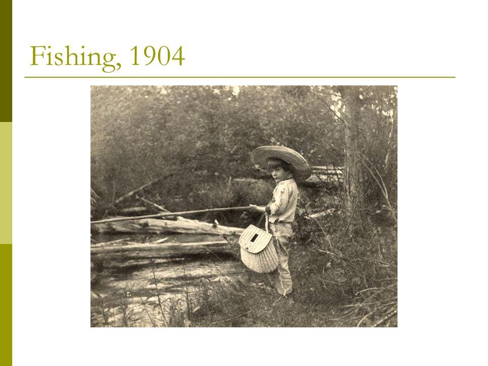 Fishing, 1904