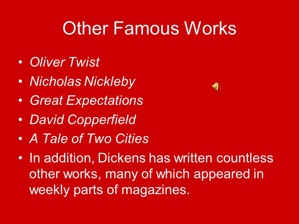Themes in Writing A major theme of Dickens novels is the suffering of the poor. This is most likely due to the following event in his own life: When h