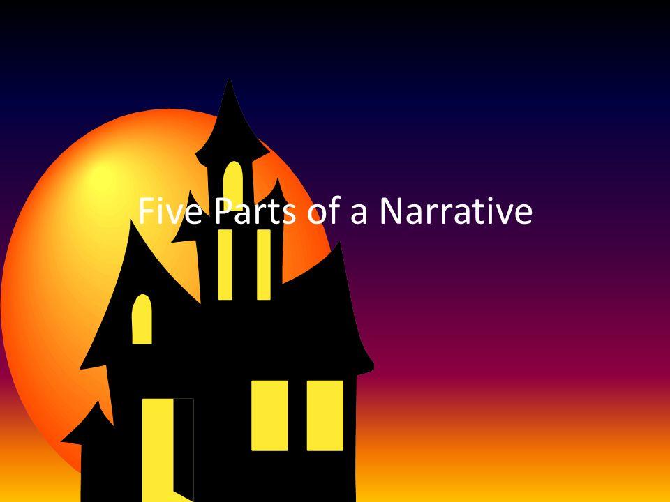 Five Parts of a Narrative
