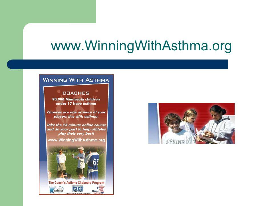 www.WinningWithAsthma.org