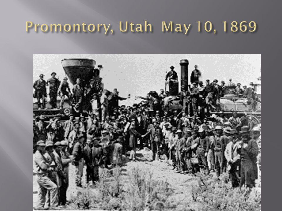Pacific Railway Act of 1862 U.S.