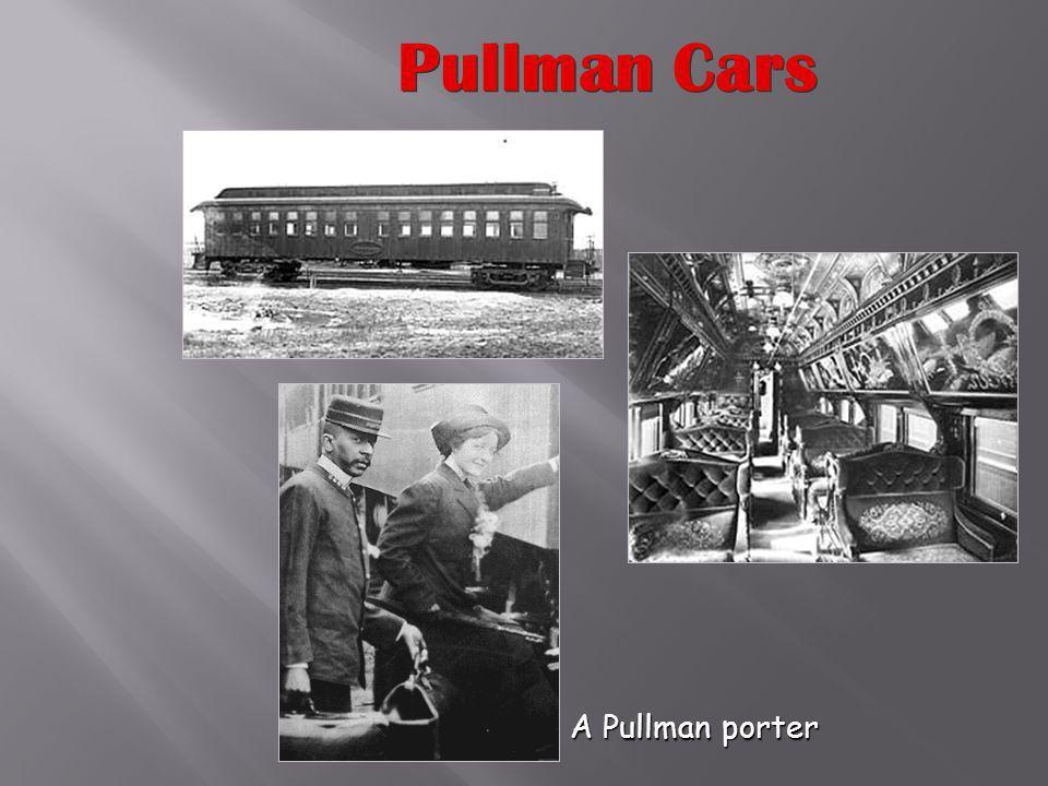A Company Town: Pullman, IL A Company Town: Pullman, IL