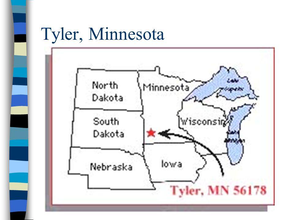 Tyler, Minnesota
