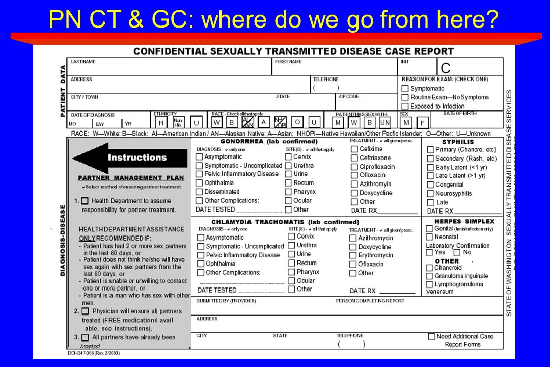 PN CT & GC: where do we go from here?