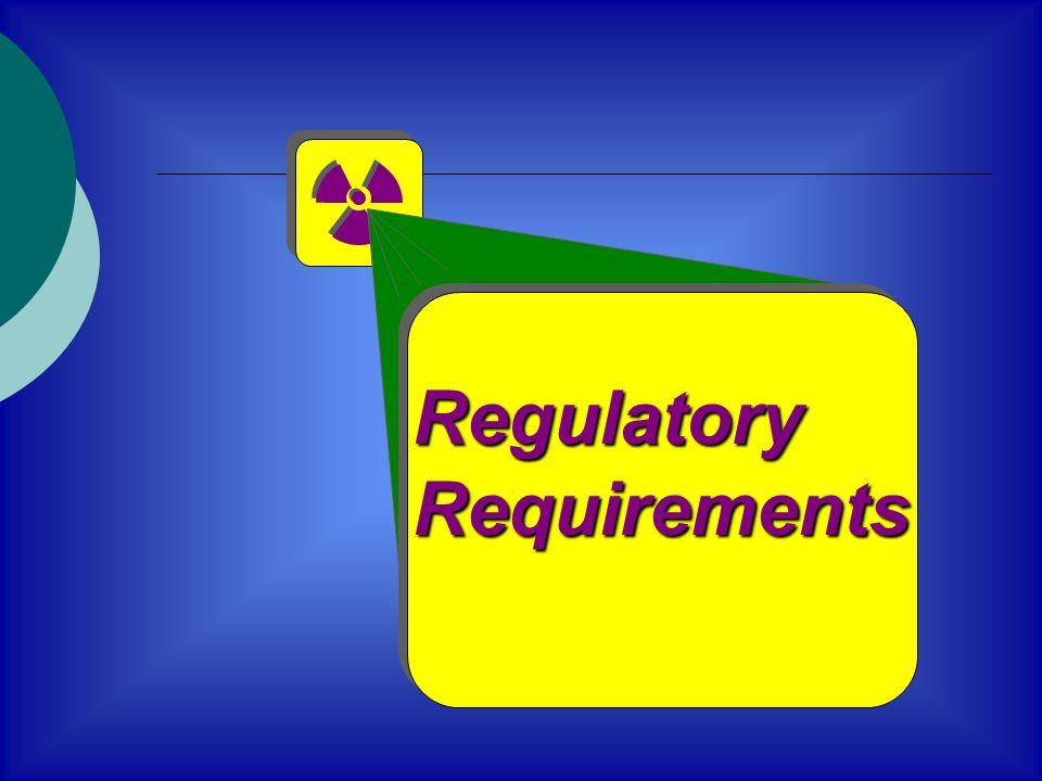 RegulatoryRequirements