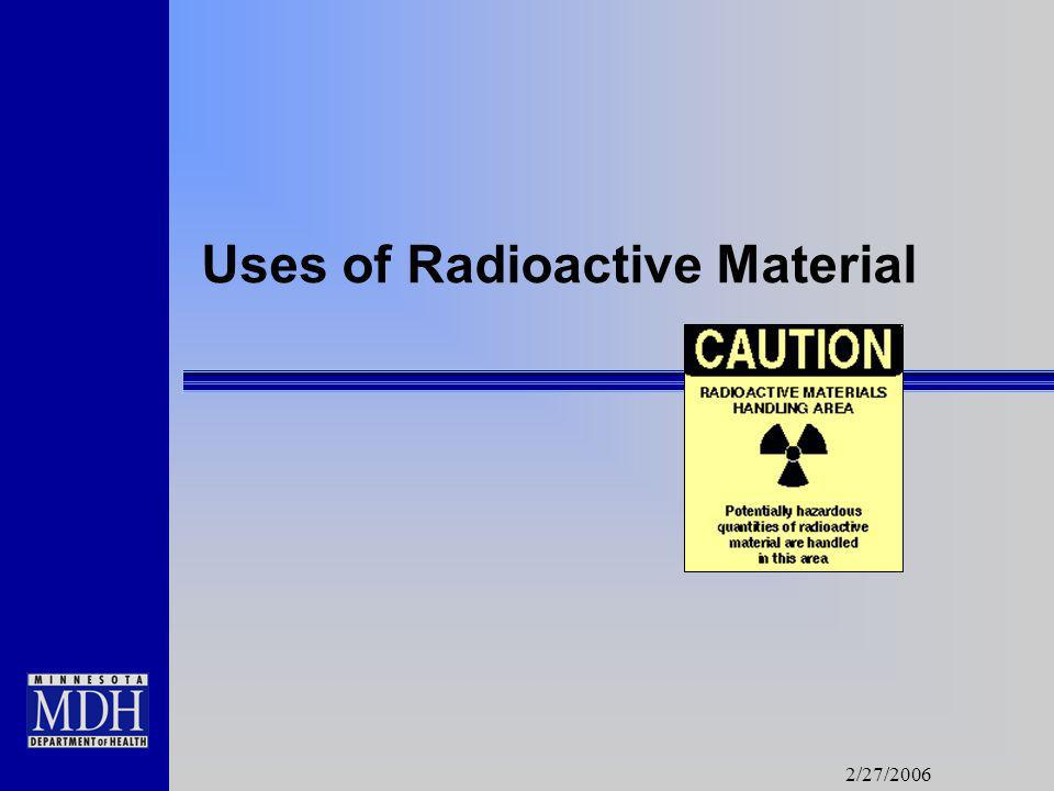 2/27/2006 Biological Effects of Acute Whole Body Radiation Exposure Risks increase with exposure Risks Exposure (in Rems) 0 Mild radiation sickness: n