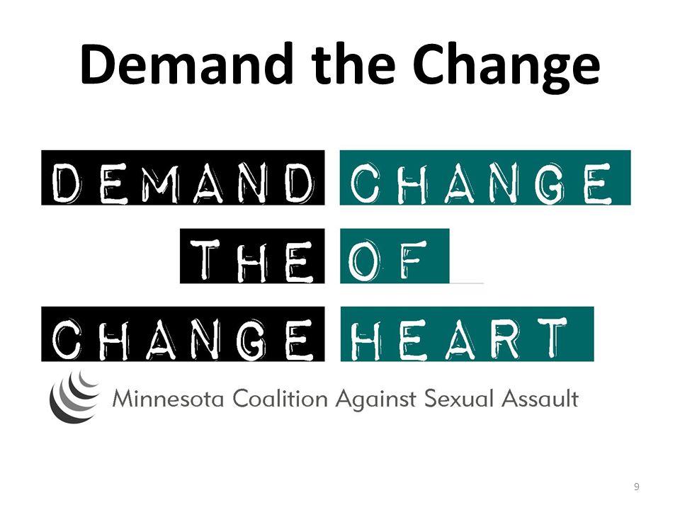 Demand the Change 9