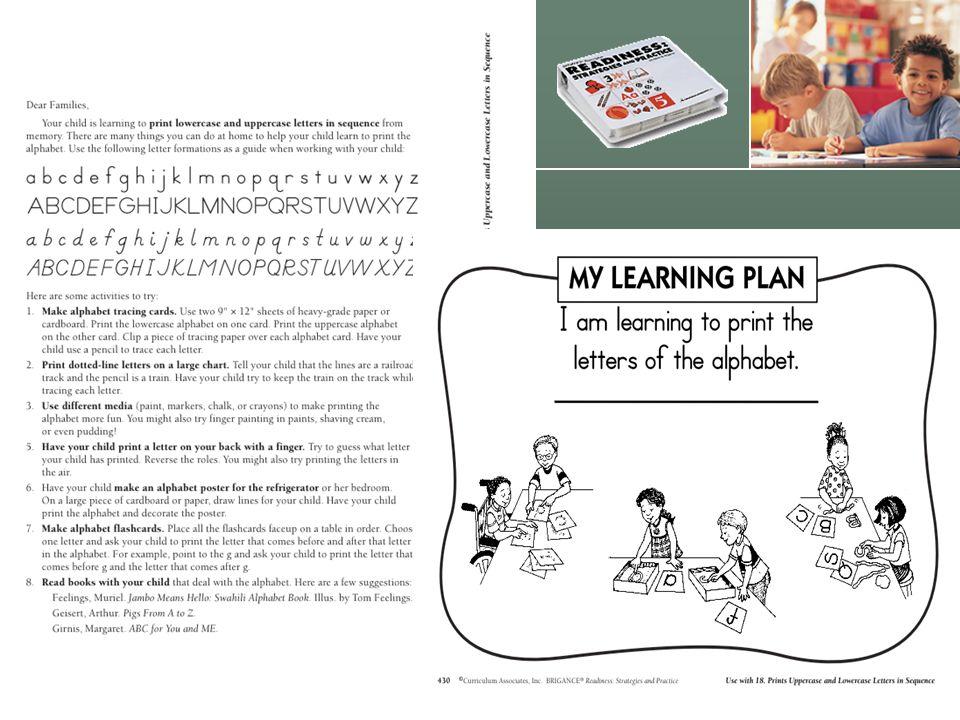 L. Armourwww.CurriculumAssociates.com 3.10.08