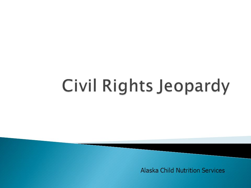 Alaska Child Nutrition Services