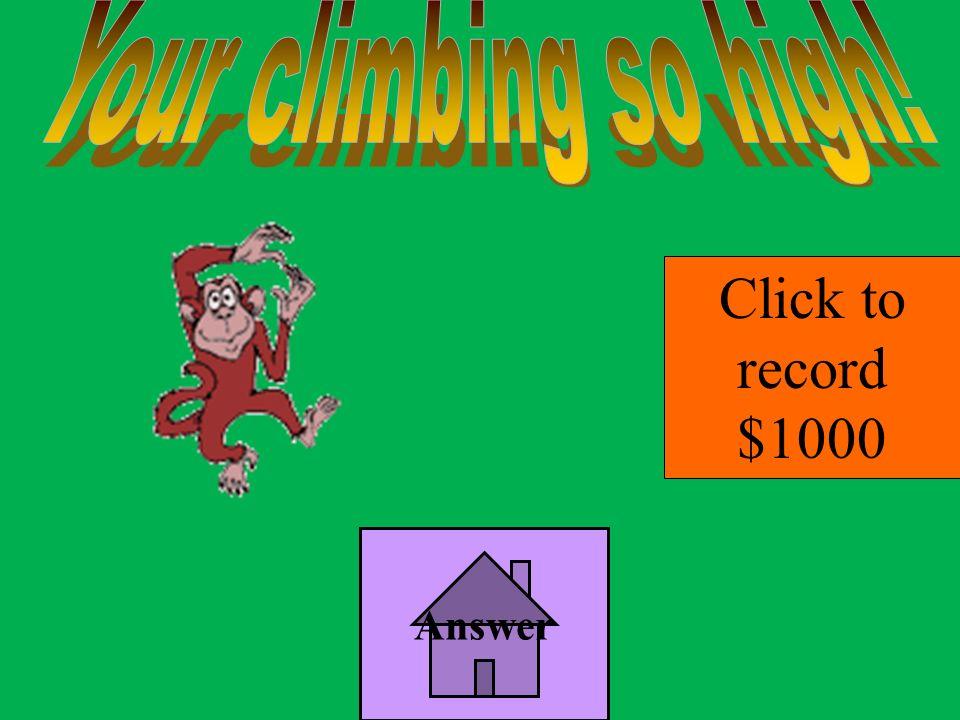 Answer 5 Topic 3 Bonus Jeopardy C. Sedimentary