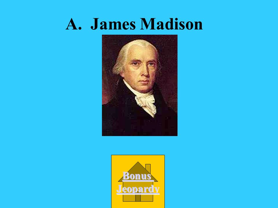 Who kept detailed notes during the meetings of the Constitutional Convention? A. James Madison D. Thomas Jefferson C. Abigail Adams B. George Washingt