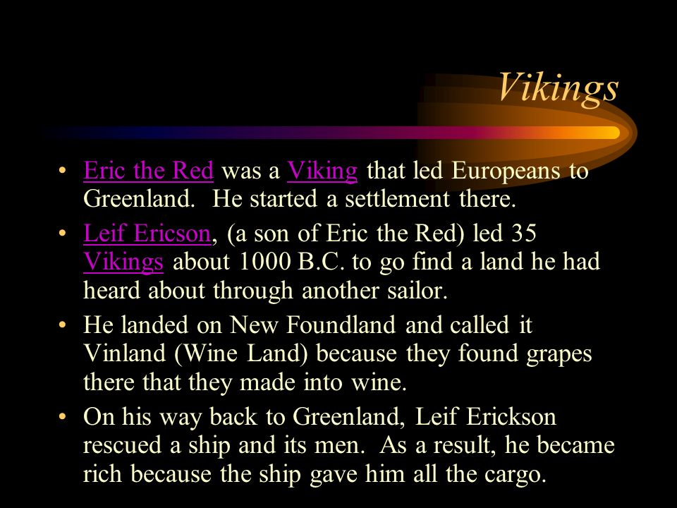 Vasco Da Gama n He opened a new route for trade between Europe and Asia without using the silk rode. In 1498 Vasco Da Gama went around Africa and reac