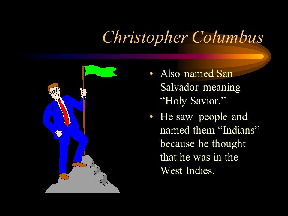 Christopher Columbus Christopher Columbus convinced King Ferdinand and Queen Isabella to have three ships. The three ships were: Nina, Pinta, and Sant