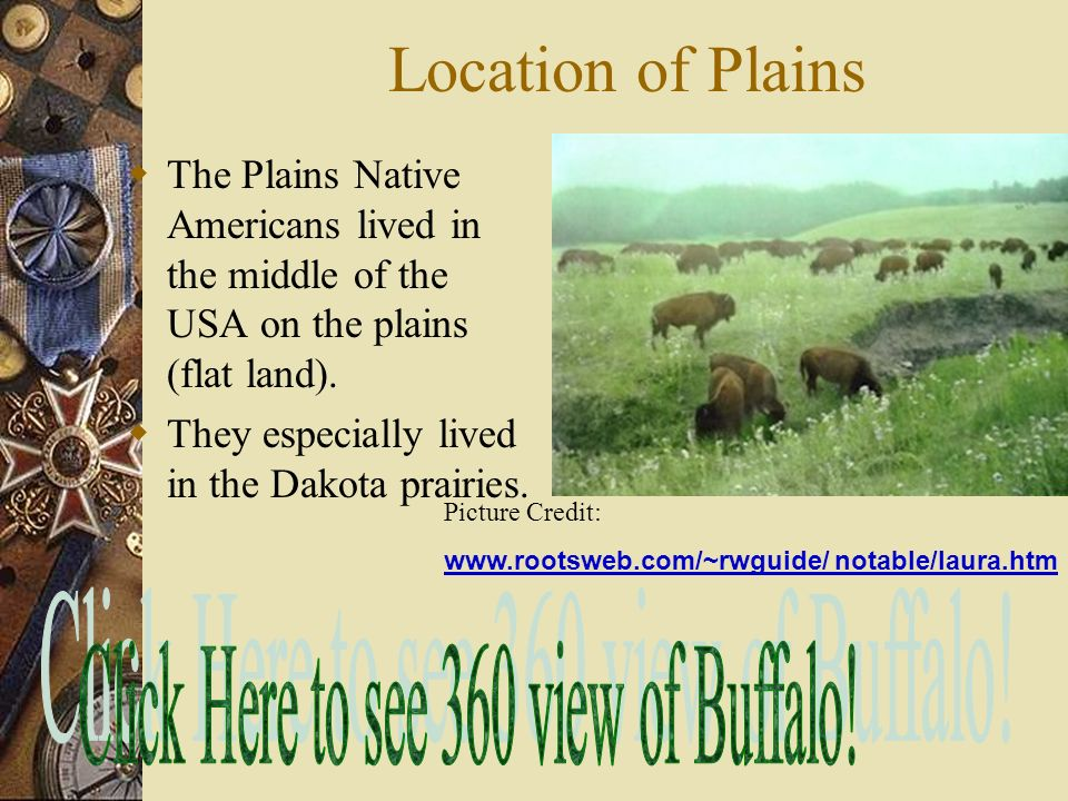 Plains (1500-1800 AD) Sioux