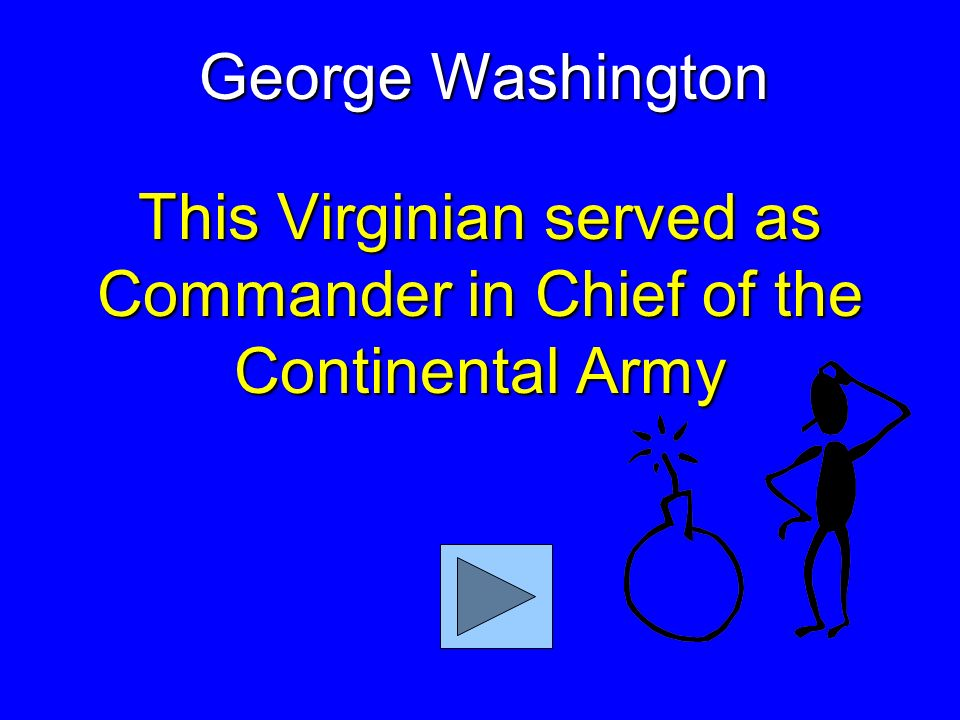 This slave from Virginia served in the Continental Army and was given his freedom after the Revolutionary War James Armistead LaFayette