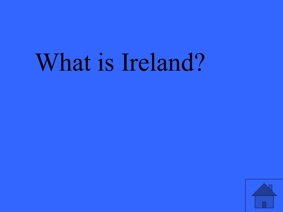 What is Ireland