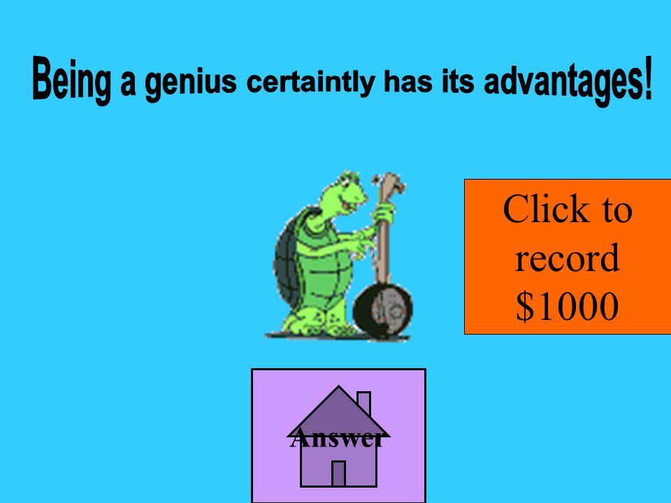 1 Bonus Jeopardy