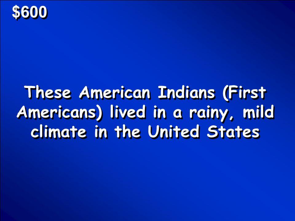 © Mark E. Damon - All Rights Reserved $400 Who are Pueblo? Scores