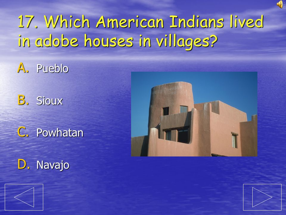 16.This is an example of architecture for which ancient civilization.