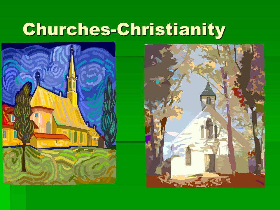 Churches-Christianity Churches-Christianity