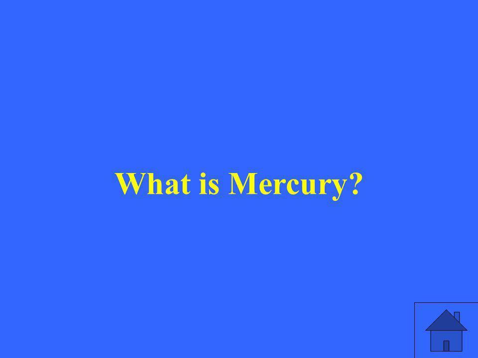 What is Mercury