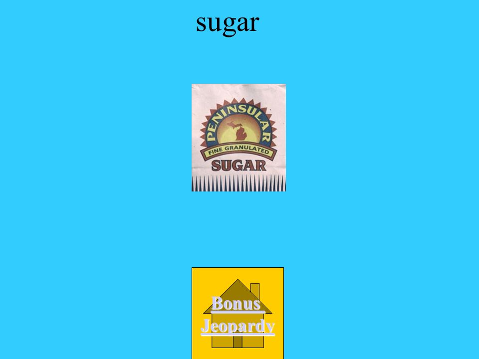 Which will mix with water? A. sugar B. rocks C. soil D. oil