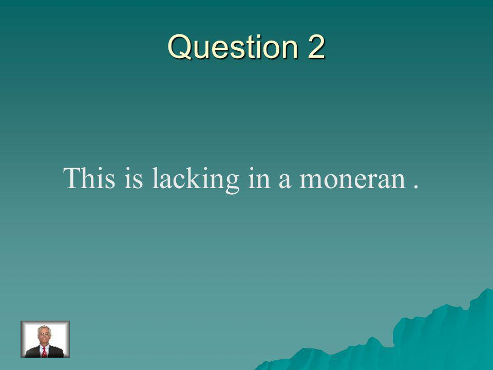 Answer 1 What is – one
