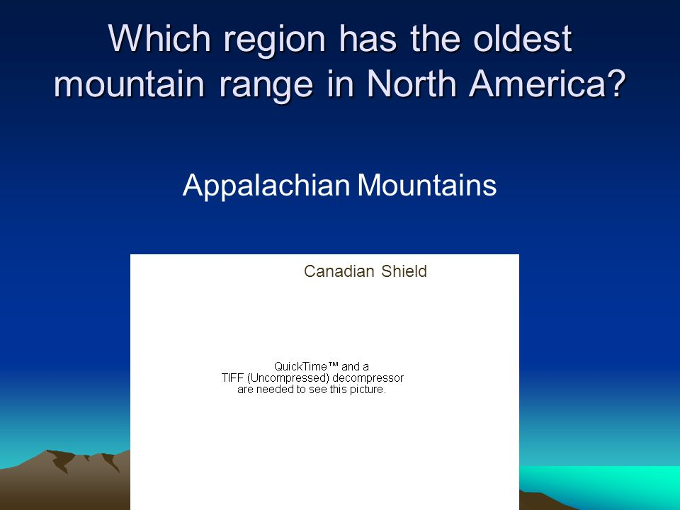 Which region is located west of the Appalachian Mtns.